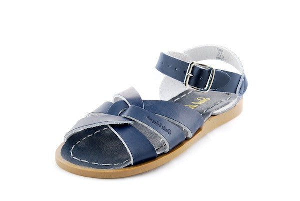 Saltwater Sandals Women Navy