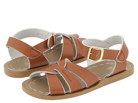 Saltwater Sandals Women Tan