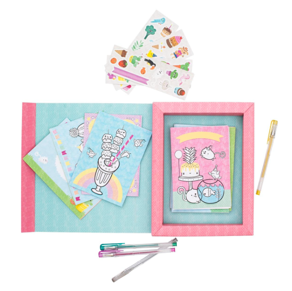 Tiger Tribe Card Making Kit Fiesta Fun