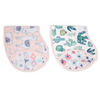 Aden and Anais Burpy Bib Trail Blooms