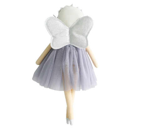 Alimrose Willow Fairy Doll Lavender