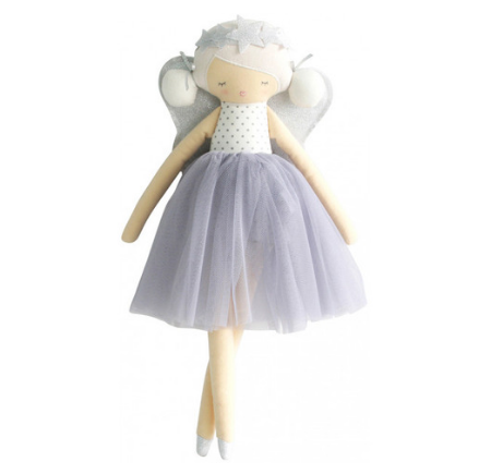 Alimrose Willow Doll Lavender
