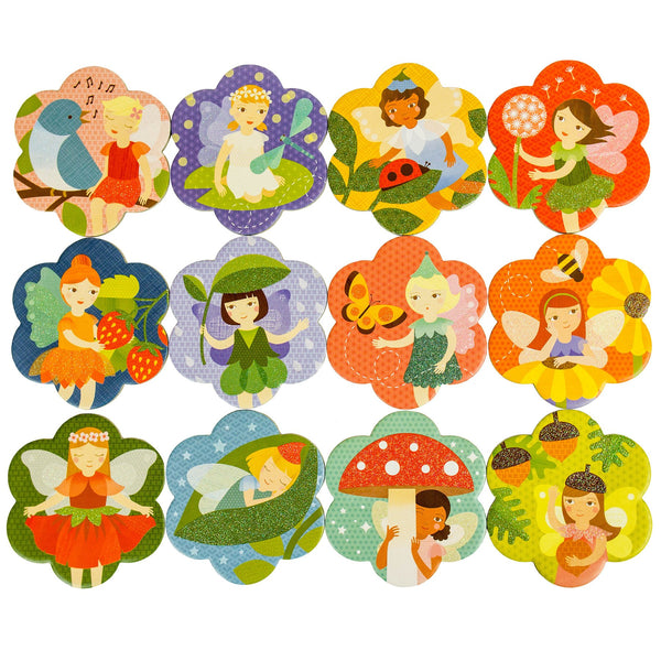 Tiger Tribe Fairy Memory Game