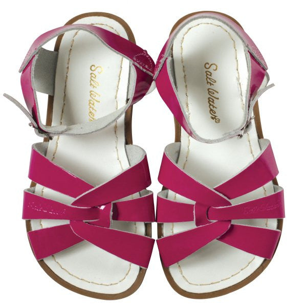 Saltwater Sandals Child Fuchsia