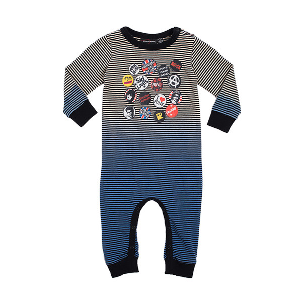 Rock Your Baby Sid Lives Playsuit