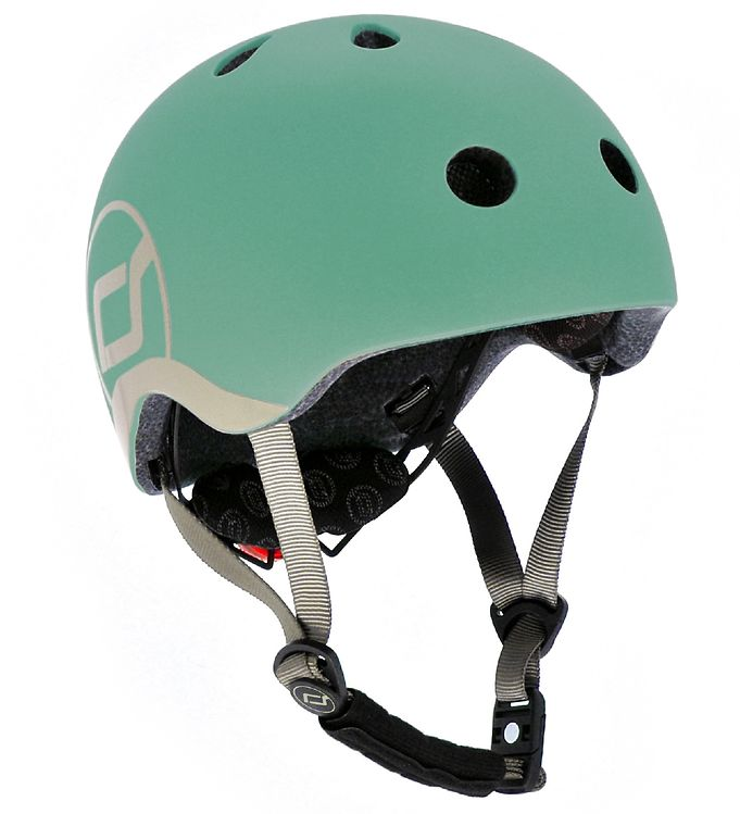 Scoot and Ride - Helmet XS - Forest - Keekabuu