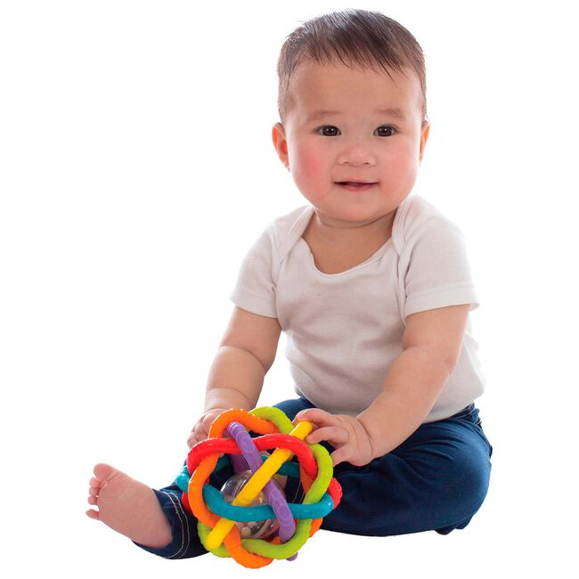 Playgro - Bendy Ball - Speel bal - Keekabuu