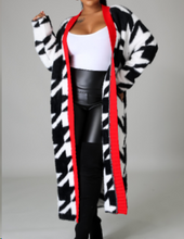 Load image into Gallery viewer, Oversized Cruella Cardigan