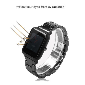 3 Pack for Xiaomi Huami Amazfit Bip Lite Smart Watch Full HD Movie Full Soft Cover TPU Screen Protector