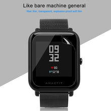 Load image into Gallery viewer, 3 Pack for Xiaomi Huami Amazfit Bip Lite Smart Watch Full HD Movie Full Soft Cover TPU Screen Protector