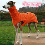 Fashion Dog's  Fleeve Coat Jacket Winter Keep Warm Pet Clothes For Small Medium Large Dogs