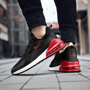 New Men's Fashion Running Shoes Sneakers Breathable Lightweight Casual Shoes Plus Size 38-46