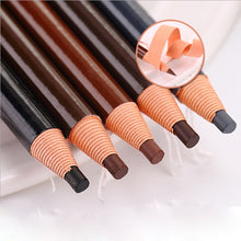 Load image into Gallery viewer, 2PCS Eyebrow Tattoo Liner Pencil Tint Microblading Longlasting Waterproof Drawing Eye Makeup Eyebrow Enhancer Peel off Pen