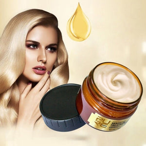 Newest Hair Mask Magical Treatment Mask 5 Seconds Repairs Damage Restore Soft  Hair Treatment Mask Hair Conditioner Hair Moisturizing Essential Oil Dry Damaged Keratin Repair Nourishing Hair Essence Care Smoothing Maintenance 30ML/60ML