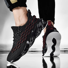 Load image into Gallery viewer, Men's Breathable Running Shoes Comfortable Jogging Sneakers Fashion Sports Shoes Walking Shoes