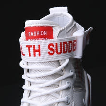 Load image into Gallery viewer, Men's Outdoor Casual Boots Trend High-tops Sneakers Fashion Sports Shoes Popular Basketball Shoes