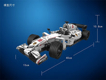 Load image into Gallery viewer, Compatible Legoed Technic Car Electric Motor Sets RC Racer Power Functions PF Building Blocks Children Toys