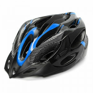 1Pc Cycling Helme Adult Safety Adjustable Breathable Ultralight Outdoor Mountain Bike Helmet