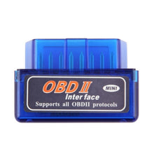 Load image into Gallery viewer, Mini ELM327 OBD2 II Diagnostic Car Auto Interface Scanner Tool Zx