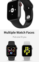Load image into Gallery viewer, New Fashion Smart Watch(GPS,38/44mm)  Alloy Metal Shell Smartwatch Bluetooth Call Touch Screen Smartwatch Intelligent Fitness Tracker Heart Rate Monitor for Android IOS