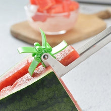 Load image into Gallery viewer, Multifunctional Stainless Steel Watermelon Slicer Fruit Slicer Hami Melon Slicer Watermelon Craft Kitchenware