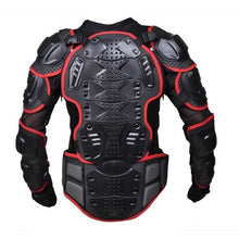 Load image into Gallery viewer, Motorcycle Full Body Armor Shirt Jacket Back Shoulder Protect Gear XS-XXXL