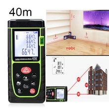 Load image into Gallery viewer, New 40m Handheld Digital Laser Distance Meter Range Finder Portable Measure Diastimeter Tool