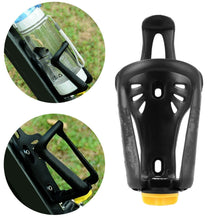 Load image into Gallery viewer, 1pcs Plastic Bike Water Bottle Holder Rack Adjustable Bicycle Water Bottle Bracket