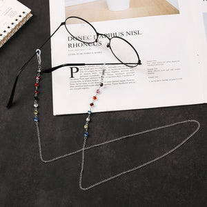 1PC 70cm Long Keeper Glasses Chain Eyewear Accessories Stainless Steel Sunglasses Necklace Eyeglass Lanyard Strap