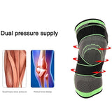 1 PCS 6 Size Knee Brace Knee Support Knee Pads