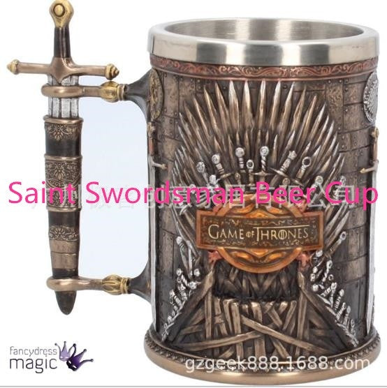 Game of Thrones Seven Kingdom Tankards Beer Mug Mark Cup 7 Styles