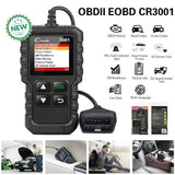 2020 New Launch CR3001 OBD2 Auto Car Diagnostic Scanner Tool Car Automotive Erase/Reset Fault Codes Diagnostic Scanner