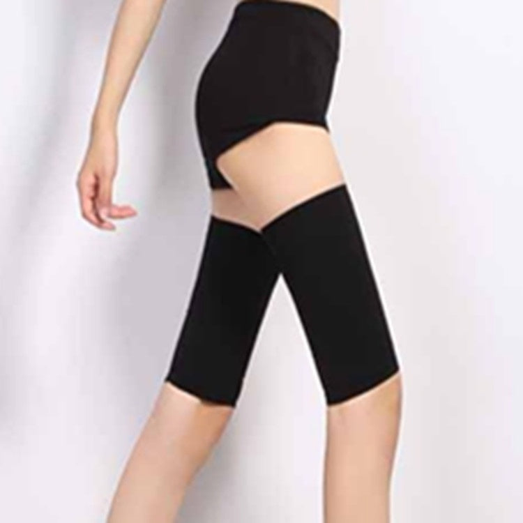 2pcs 680D Pressure Beauty Women Body Sculpting Slimming Legs Thigh Thin Arms Calorie Skim Slim Wrap Belt with Lady
