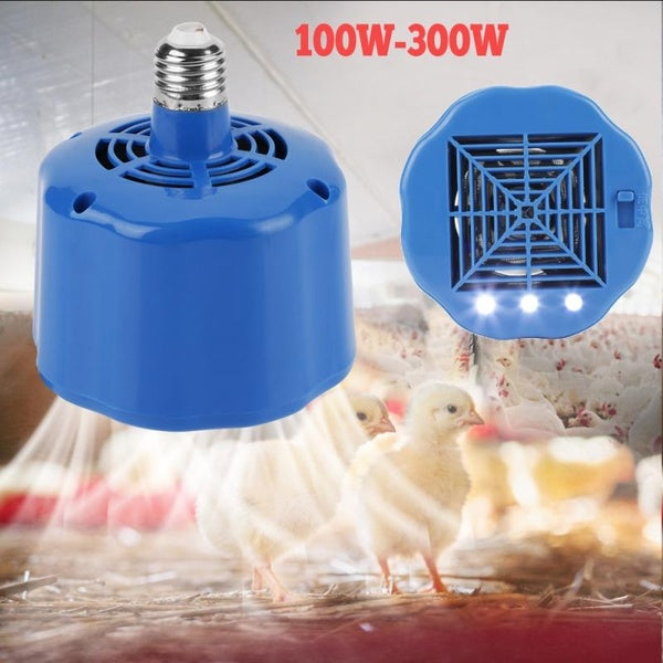100-300W Home Cultivation Heating Lamp For Pet Chicken Livestock Warm Light