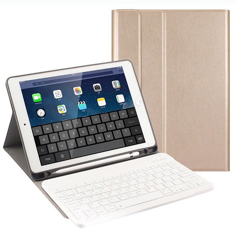 Keyboard Case 10.2 Inch for IPad 7th Generation 10.2 2019 IPad 7th Gen, Auto Sleep/Wake Detachable Wireless Keyboard Magnetic Smart Case Cover Built-in Pencil Holder for IPad Mini/iPad Air/iPad 9.7 2017/2018/iPad Air 10.5/iPad Pro 12.9 2018