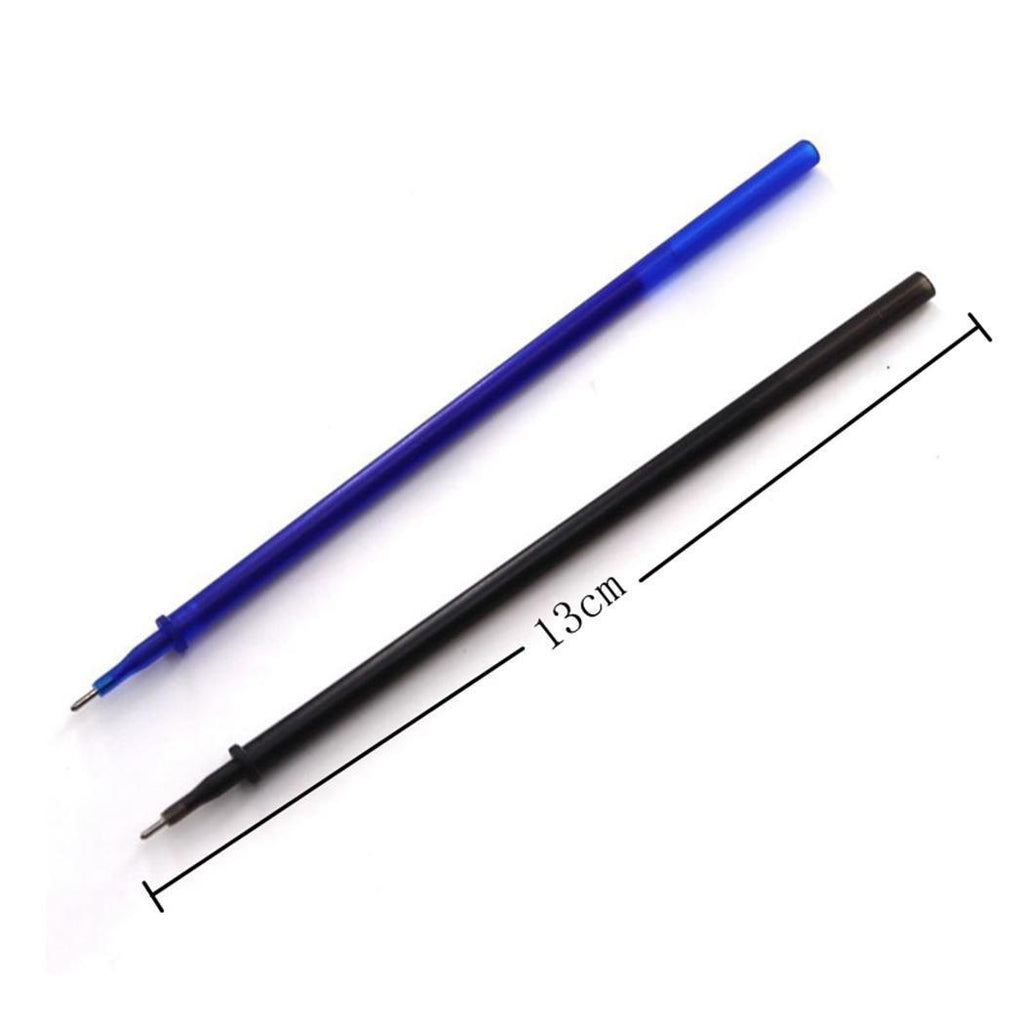 Erasable Gel Ink Pen Refill Replacement School Supplies Office Stationery
