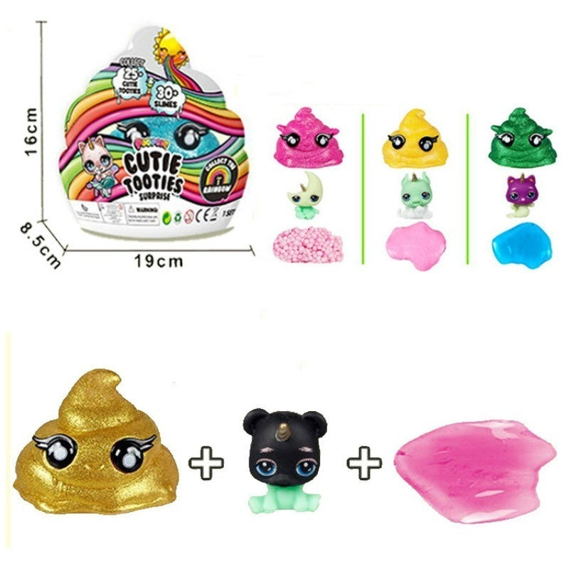 11 Styles Poopsie Slime Series Surprise Blind Box Toys Girls DIY Puzzle Toys Gifts