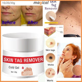 100% Natural Skin Tag Mole Warts Remover Antiaging Cold Gel 10g/20g/30g
