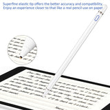 Active Stylus Pen, Capacitive Pen / Fine Point Precision Electronic Pen for Ipad,iphone,samsung, Androd,tablet,touch Screen Devices-drawing and Handwriting Digital Pencil