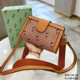 Women's Casual Shoulder Bags Crossbody Bags Messenger Bags  Size 22*14*6