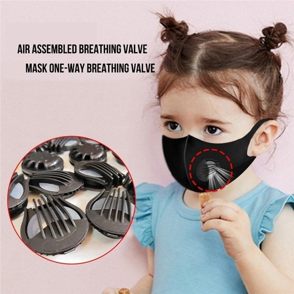 5/10PCS Replaceable Sports Face Filter Air Breathing Valve DIY Material Anti-pollution Dust Mask DIY Production Accessories