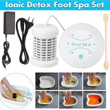 Mini Ion Cleanse Ionic Foot Detox Machine Foot Bath Spa Machine Detox Foot Bath