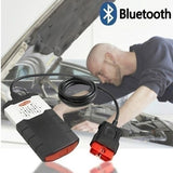New Upgraded Hot Sales Professional Auto OBD2 TCS CDP VCI DS160E Diagnostic Tool Car Diagnostic Tool with Bluetooth
