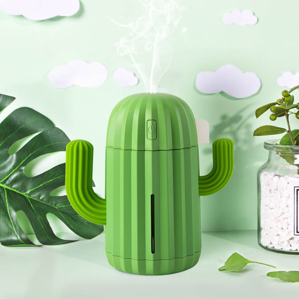 Wireless Cactus  Humidifier with present box - Homevioo - aroma diffusers and humidifiers