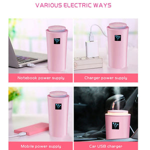 LED Night Light Home Aroma Diffuser - Homevioo - aroma diffusers and humidifiers