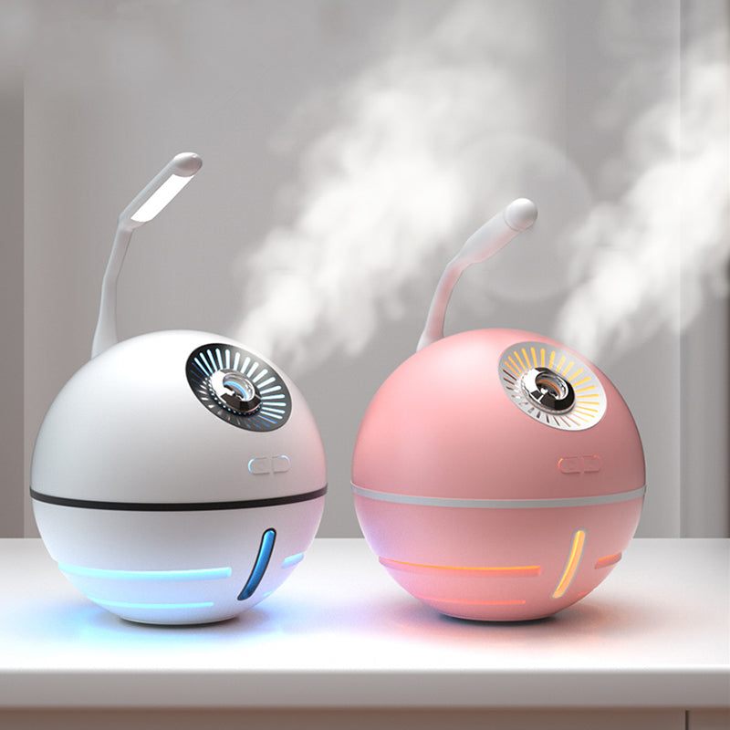5 in 1 aroma diffuser + 6 oils (option) - Homevioo - aroma diffusers and humidifiers