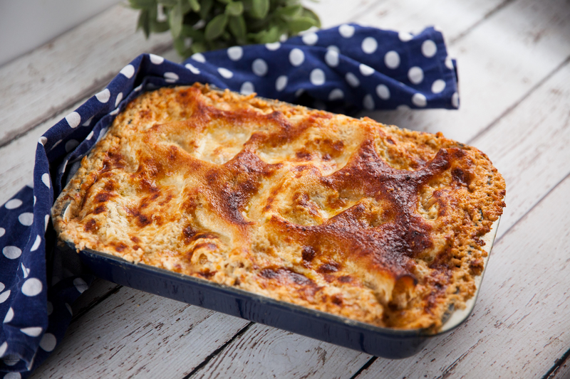 Chicken & Ricotta Lasagna - That's Amore Cheese