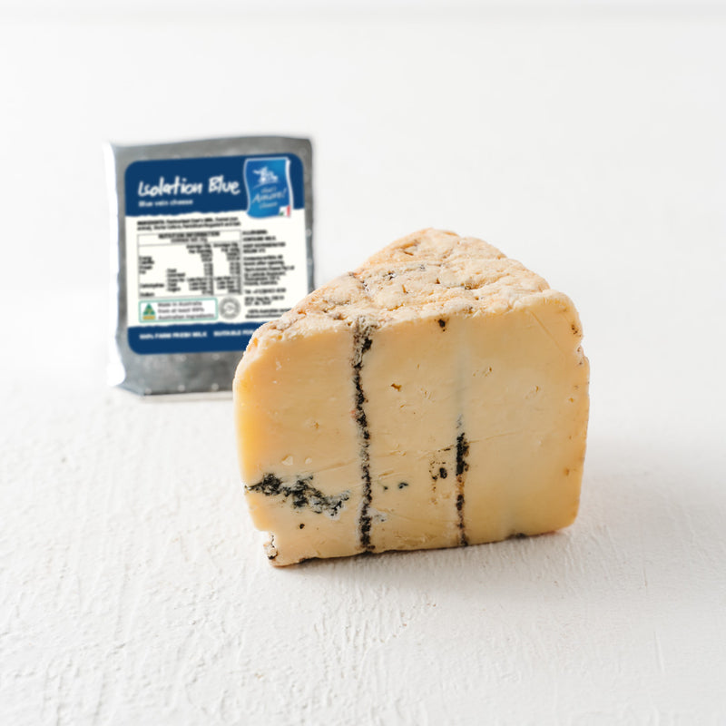 That's Amore Cheese Isolation Blue