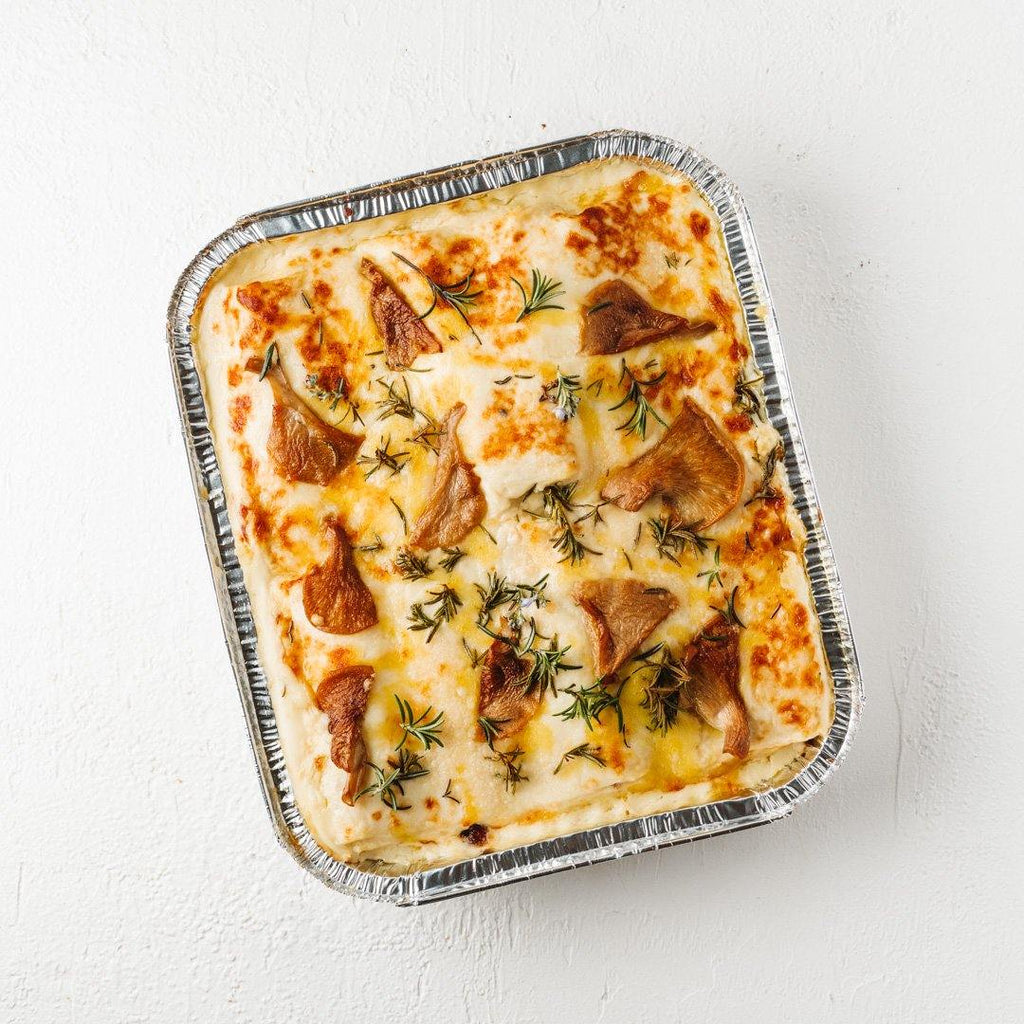 Mushroom & Ricotta Cannelloni - That's Amore Cheese