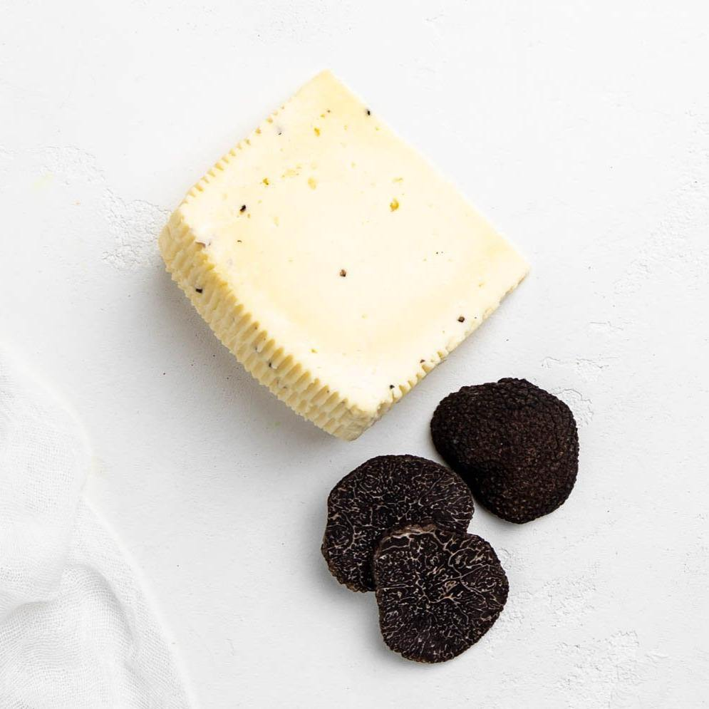 That's Amore Cheese Cacio Truffle Wedge - That's Amore Cheese